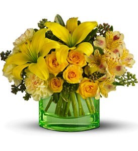 You are My Sunshine by Teleflora in Salt Lake City UT, Huddart Floral