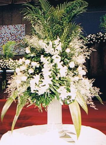 White Lillies Arrangement in Ottawa ON, The Fresh Flower Company