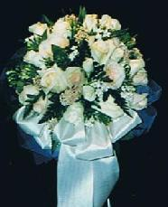 White Bridal Bouquet in Ottawa ON, The Fresh Flower Company