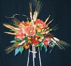 Autumn Bride in Ottawa ON, The Fresh Flower Company