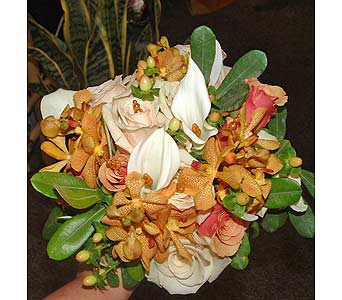 Orchids,callla lilies and roses in Worcester MA, Herbert Berg Florist, Inc.
