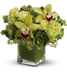 Teleflora's Rainforest Bouquet -  Deluxe in Miami Beach FL, Abbott Florist