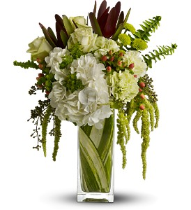 Teleflora's Nature's Kiss in Laurel MD, Rainbow Florist & Delectables, Inc.