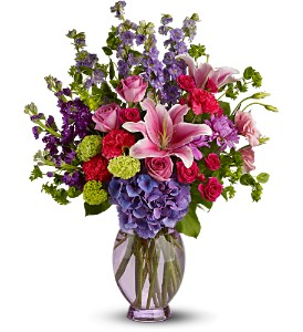 Teleflora's Beauty n' Bliss in Tampa FL, Moates Florist