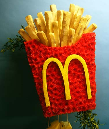 McDonald's French Fries in Brick Town NJ, Flowers R Blooming of Brick