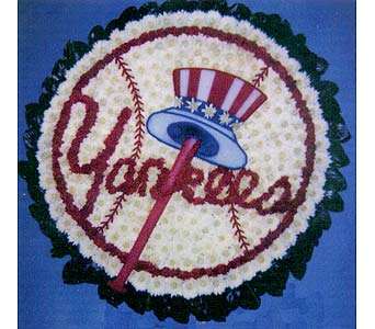 Yankee Logo in Brick Town NJ, Flowers R Blooming of Brick