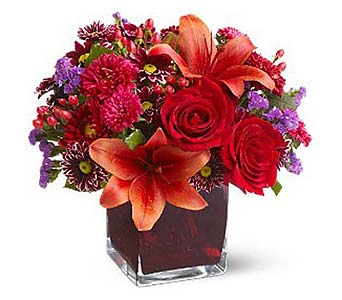 Autumn Grace Bouquet in St. Louis MO, Walter Knoll Florist
