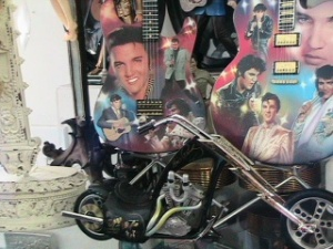 Elvis in Gautier MS, Flower Patch Florist & Gifts
