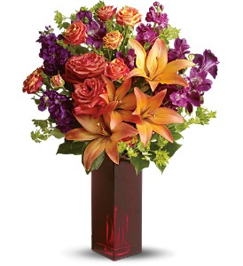 Teleflora's Autumn in New York in Phoenix AZ, La Paloma Flowers