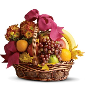 Fruits of Autumn in Durham NC, Sarah's Creation Florist