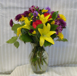 A DROP OF SUNSHINE in Bellmore NY, Petite Florist