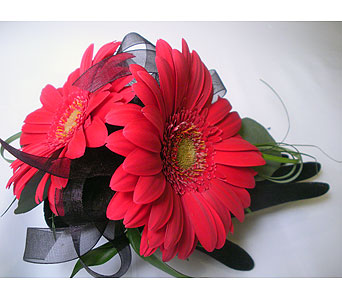 Roxie Wrist Corsage in Detroit and St. Clair Shores MI, Conner Park Florist