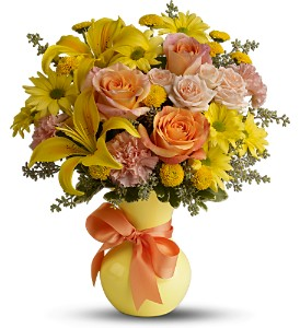 Teleflora's Heart Warmer - Deluxe in Titusville FL, Floral Creations By Dawn