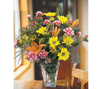 Garden Bouquet in Pleasanton TX, Pleasanton Floral
