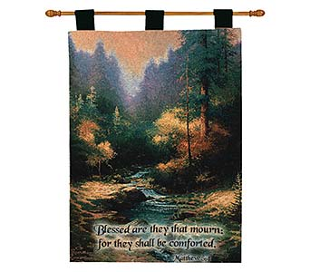 Creekside Trail Wallhanging in Fayetteville GA, Our Father's House Florist & Gifts