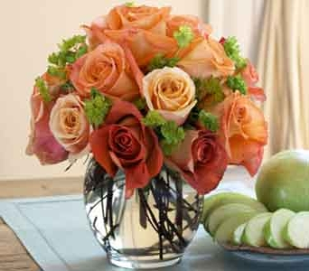 Amber Roses in New York NY, Embassy Florist, Inc.