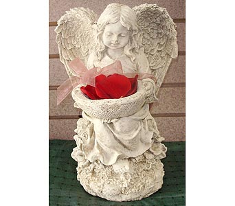 GRACEFUL ANGEL-LOCAL DELIVERY ONLY in Circleville OH, Wagner's Flowers