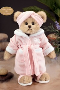 Bearington Bear - Patty Pampered in Chicago IL, The Flower Cottage