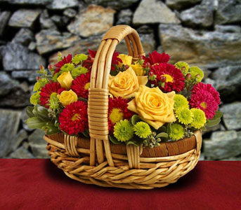 Bundle of Sunshine in Sylmar CA, Saint Germain Flowers Inc.
