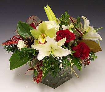 Holiday Joy in Kirkland WA, Fena Flowers, Inc.