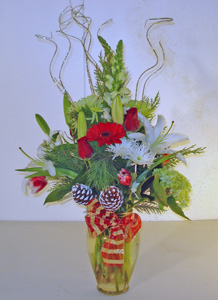 Christmas Elegance in Naples FL, Gene's 5th Ave Florist
