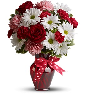 Hugs and Kisses in Glenview IL, Glenview Florist / Flower Shop