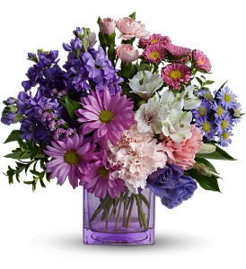Heart's Delight by Teleflora in Bonita Springs FL, Bonita Blooms Flower Shop, Inc.