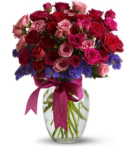 Fabulous Flirt in Benton Harbor MI, Crystal Springs Florist
