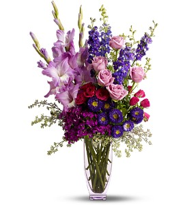 Teleflora's Bunch of Love in Belford NJ, Flower Power Florist & Gifts