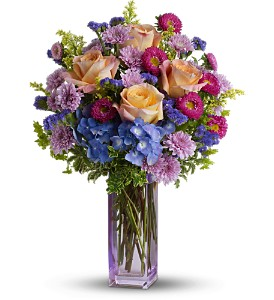 Teleflora's Spring Fling in Glenview IL, Glenview Florist / Flower Shop