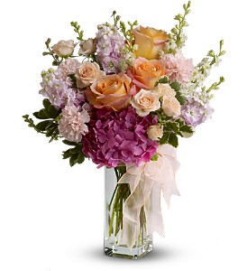 Mother's Favorite by Teleflora in Hilton NY, Justice Flower Shop