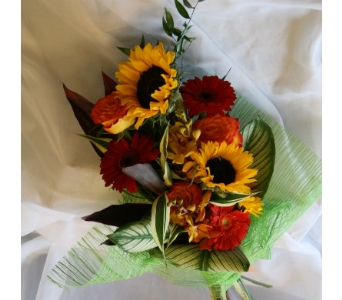 FLAMENCO CUT BOUQUET in Victoria BC, Fine Floral Designs