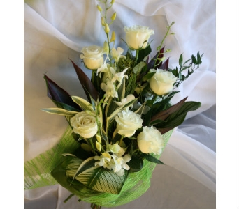 PURE CUT BOUQUET in Victoria BC, Fine Floral Designs
