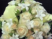 Cream and Whites Bouquet in Guelph ON, Patti's Flower Boutique