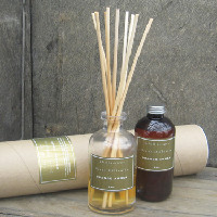 KHall Orange Amber Diffuser in Kentfield CA, Paradise Flowers