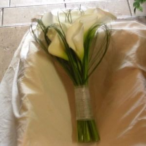 Calla Bouquet in Guelph ON, Patti's Flower Boutique