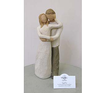 �Together� Willow Tree Angel in Saskatoon SK, Carriage House Florists