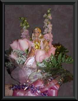 Barbie Bouquet in Tuckahoe NJ, Enchanting Florist & Gift Shop