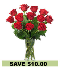 Red Roses - FREE DELIVERY in Cohasset MA, ExoticFlowers.biz