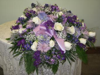 Shades of purple cover in Weymouth MA, Hartstone Flower, Inc.