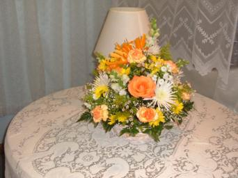 summer centerpiece in Weymouth MA, Hartstone Flower, Inc.