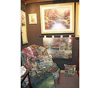 Thomas Kinkade in Paris TN, Paris Florist and Gifts