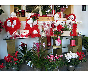 Valentine''s at Huddart''s in Salt Lake City UT, Huddart Floral