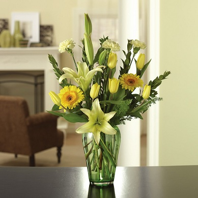 Sunny and Bright in Burlington NJ, Stein Your Florist