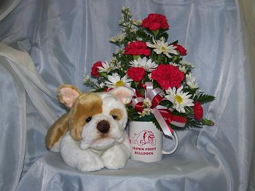 Dog and Mug Set in Crown Point IN, Debbie's Designs