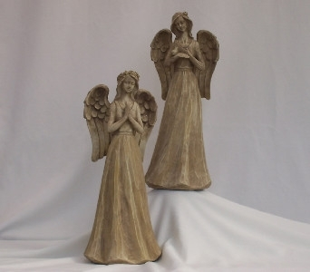Praying Angels in Dubuque IA, Butt's Florist