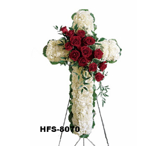 Hansen's White Elegance in Fairfield CT, Town and Country Florist