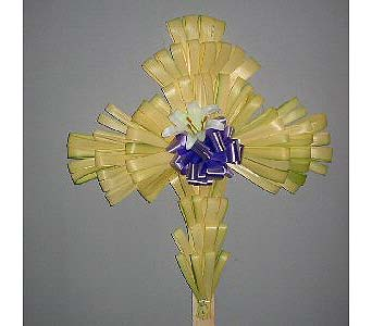 Palm Cross in Staten Island NY, Grapevine Garden and Florist