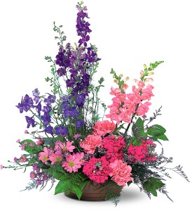 Garden Fresh Blooms in Bismarck ND, Dutch Mill Florist, Inc.
