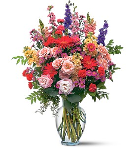 Sunshine and Smiles-Premium in Lexington VA, The Jefferson Florist and Garden